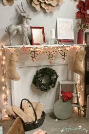 diy christmas decor paper mache reindeer makeover