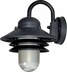 1 light outdoor wall mounted light fixture v9725 5 lbu