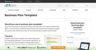 53 business plan resources software templates tools free