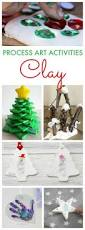 making air dry clay stars play and learn every day