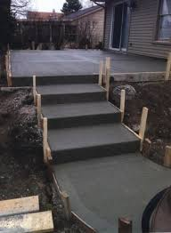 How To Fix Cracks In Concrete Patio Concrete Patio Sidewalk Repair Cracks In Concrete Nombach