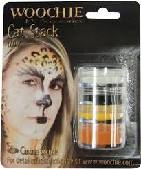 halloween makeup kits decor holiday seasonal u0026 party halloween makeup kits 570369