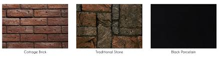 Clean Fireplace Stone by Madison Clean Face Luxury Fireplace