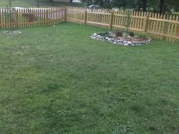 wild man farm blog archive building a picket fence