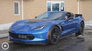 zo7 corvette wr tv 2015 chevrolet corvette z06 z07 package winding road