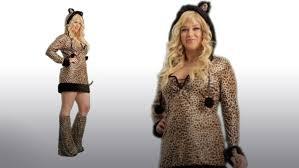 Size Animal Halloween Costumes Size Women U0027s Cheetah Licious Costume