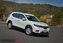 nissan trail 2016 2014 nissan x trail st l review video performancedrive