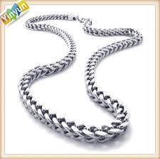 chain necklace design images Wholesale gold plated long chain necklace designs for men and boys jpg