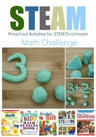 preschool stem activity math challenge the educators u0027 spin on it