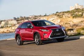 lexus rx200t review lexus adds f sport and sport luxury variants to rx turbo line up