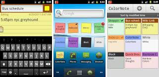 android notepad best note widgets for android tablets android authority