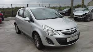 vauxhall silver 2013 vauxhall corsa 1 2 petrol mourne breakers