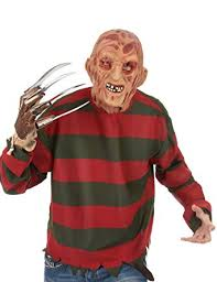 Freddy Halloween Costumes Amazon Nightmare Elm Street Freddy Krueger Costume