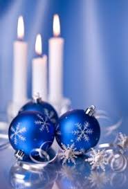 Christmas Decorations Blue White Silver by 88 Best Blue U0026 White Christmas Images On Pinterest Christmas