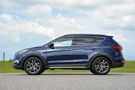 hyundai crossover 2017 hyundai santa fe sport test drive review autonation drive