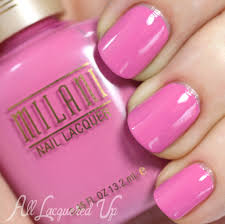 new milani nail polish colors perfect for spring all lacquered up
