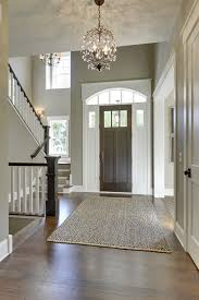 neutral interior paint colors entry traditional with front