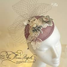 lace fascinator ella lace fascinator of the