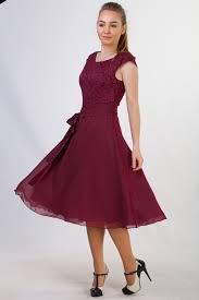 kleid fã r brautjungfer kurze burgund spitze kleid kurze brautjungfer kleid helenswear