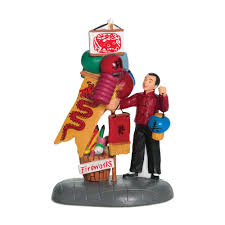 department 56 lanterns and fireworks sale china town