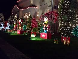 dyker heights christmas lights u2013 best lights in nyc family road