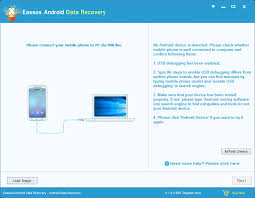 recover from android how to recover lost data from android phone eassos android data