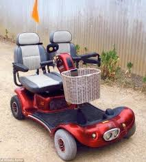 Motorized Chairs For Elderly Templestowe Thieves Steal Elderly Man U0027s Wheelchair And Leave