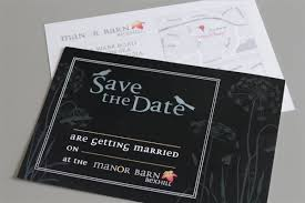 Free Save The Date Cards Exculsive Save The Date Cards Manor Barn Bexhill