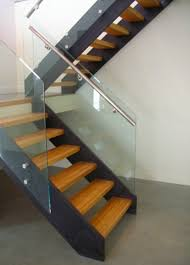Wood Glass Stairs Design Interior Fascinating Images Of Staircase Treads Overlay For Your