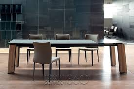 italian dining room sets flag designer modern italian dining table by bonaldo made in italy