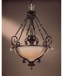 minka lavery 771 bellasera 42 inch wide 5 light large pendant