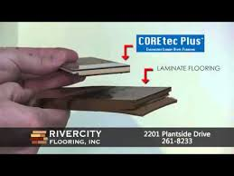coretec plus water proof by rivecity flooring