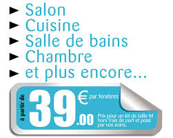 Stickers Vitres Cuisine by