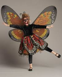 Butterfly Halloween Costumes Girls Monarch Butterfly Costume Girls