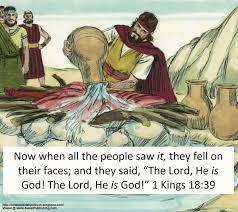 bible fun for kids elijah god vs baal