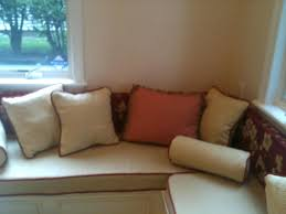 Custom Window Seat Cushions Exquisite Window Seat Cushions Custom And Fabric Home