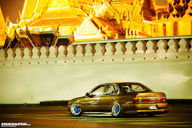 Toyota Corolla 1994 Modified A Family Affair Radical Corolla From Thailand Stancenation