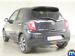 nissan micra 2004 used black nissan micra for sale rac cars