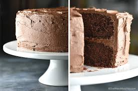 perfect chocolate cake recipe she wears many hats