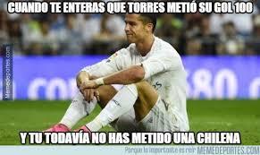 Torres Meme - memes graciosos los memes m磧s divertidos del gol 100 de torres