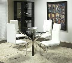 silverado chrome 47 round dining table 47 round dining table round dining table glass silverado chrome 47