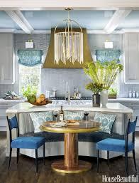 Blue Green Kitchen Cabinets by Kitchen Decorating Kitchen Color Schemes Light Green Kitchen