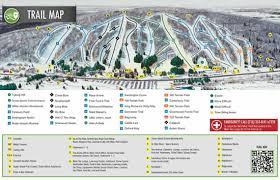 map n peek n peak ski the slopes or go cross country skiing in new york