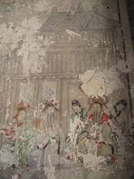 the history blog blog archive qing dynasty murals overpainted qing