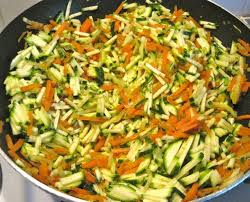 cuisiner des courgettes light papillottes de saumon au petits légumes light mince alors