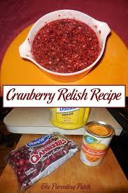 best 25 cranberry relish ideas on cranberry relish