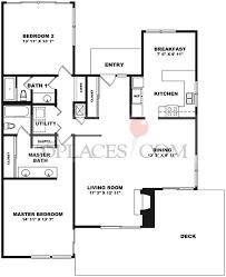 Belmonte Builders Floor Plans Cascade Floorplan 1483 Sq Ft Rossmoor 55places Com