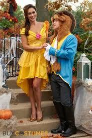 Beauty Beast Halloween Costume Belle Beast Costume Beauty Beast Couples Costume