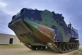 amphibious vehicle military pendleton fire started when marine amphibious vehicle hit gas line