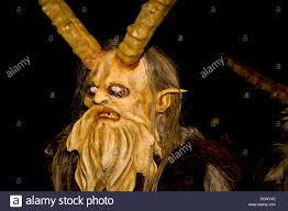 Krampus Costume Krampus Mask Devil Costume In Ora Alto Adige Italy Europe